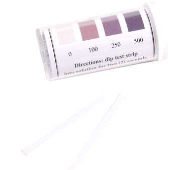 FMP 142-1536 test strips