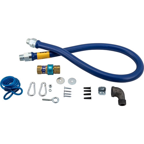 FMP 157-1180 gas connector hose kit