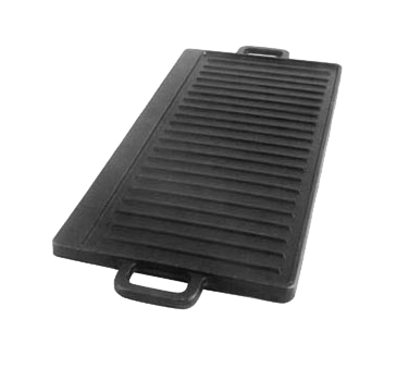 FMP 243-1015 cast iron grill / griddle plate