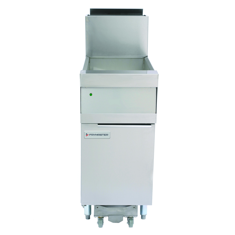 Frymaster CFHD150G fryer, gas, floor model, full pot