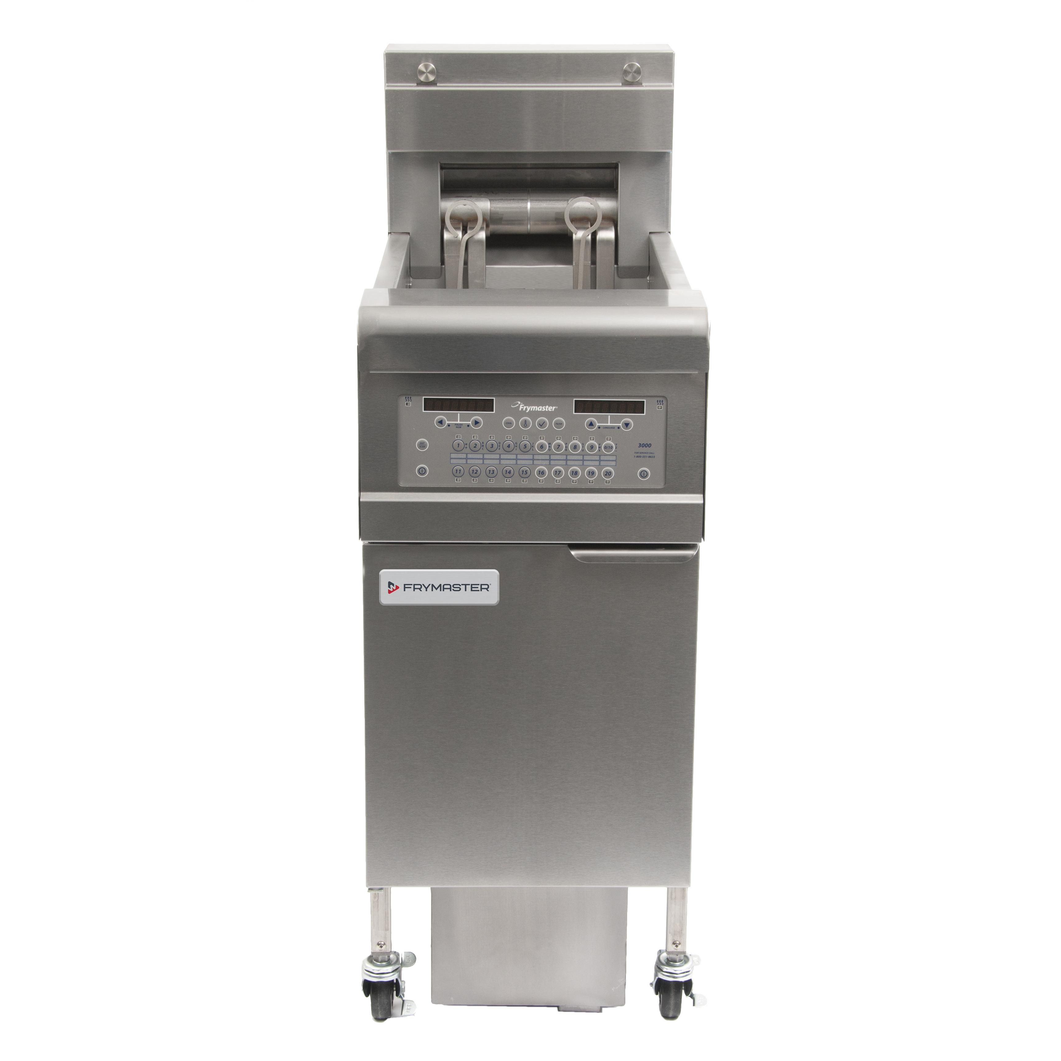 Frymaster FPEL114C fryer, electric, floor model, full pot