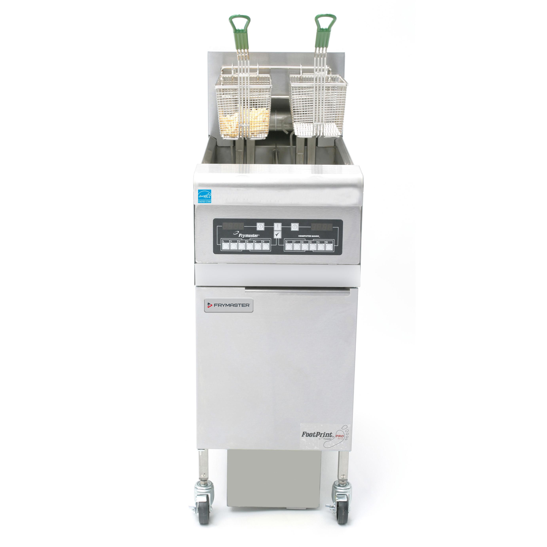Frymaster FPRE117 fryer, electric, floor model, full pot