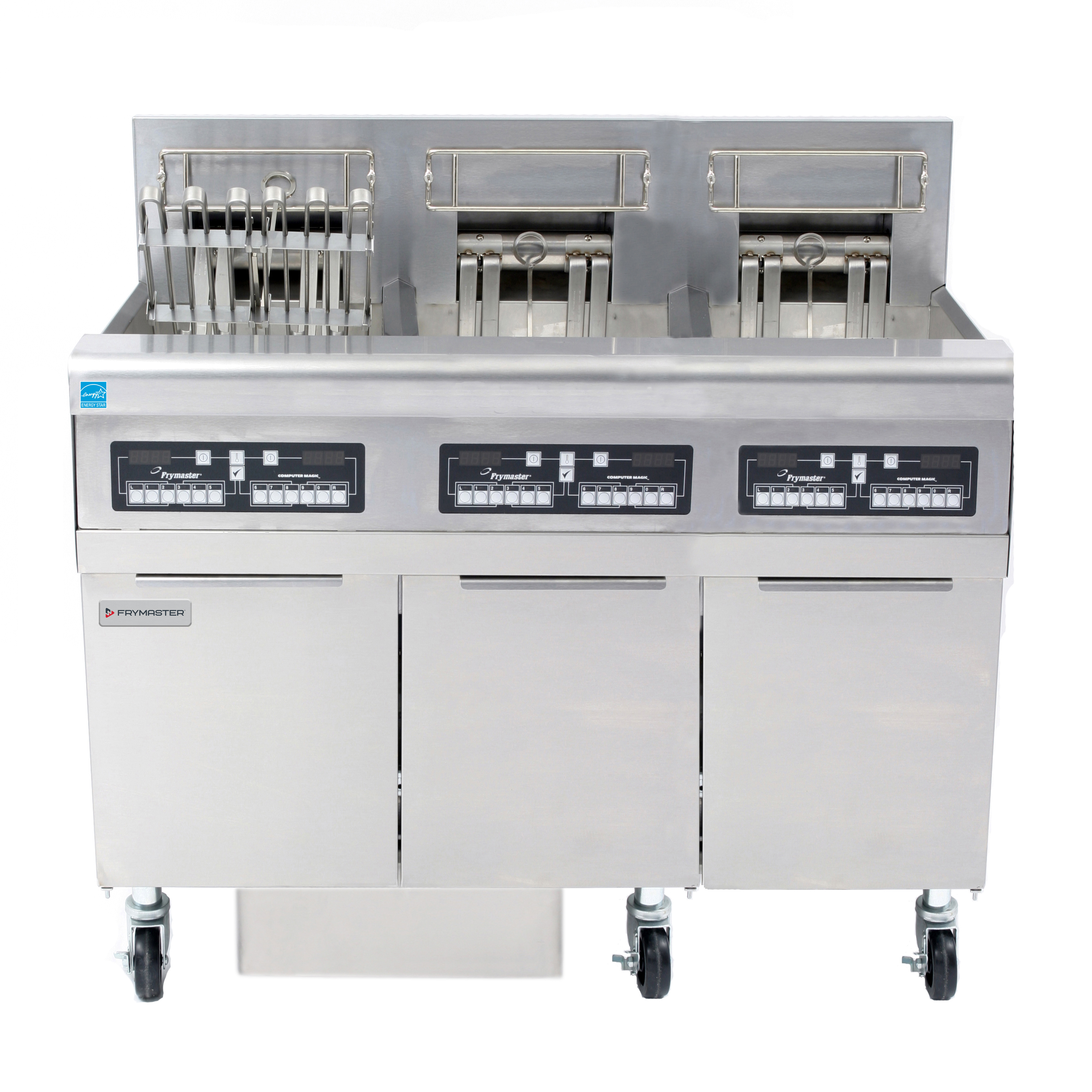 Frymaster FPRE314TC fryer, electric, multiple battery