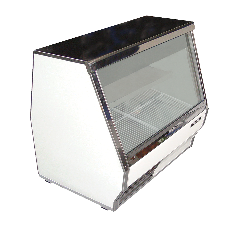 Fogel USA 5010-SC display case, refrigerated deli