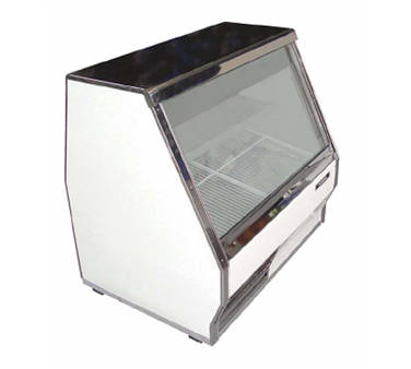 Fogel USA 8-Z-SC display case, refrigerated deli