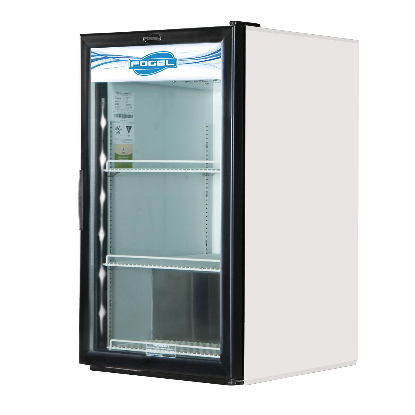 Fogel USA CC-7-HC refrigerator, merchandiser, countertop