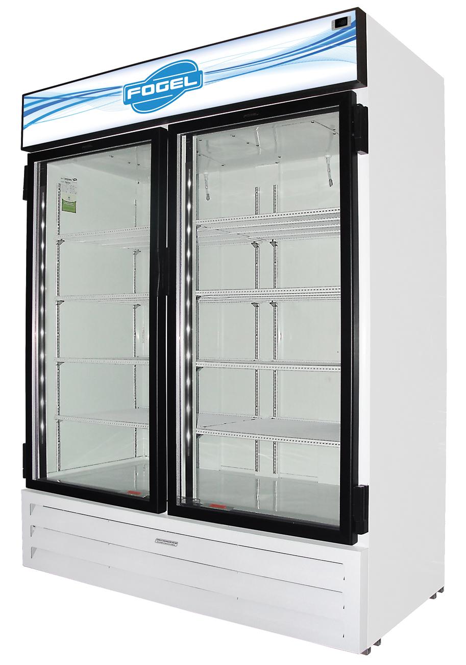 Fogel USA CR-49-GDF freezer, merchandiser