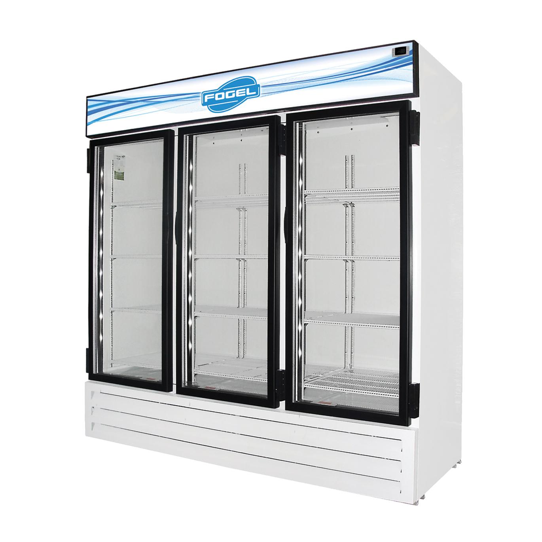 Fogel USA CR-65-HC refrigerator, merchandiser