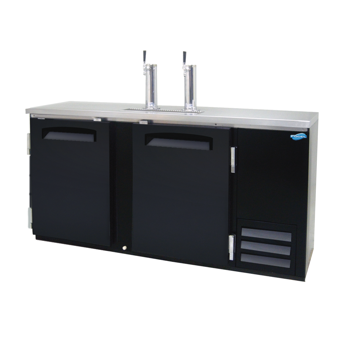 Fogel USA DBD-3E3 draft beer cooler