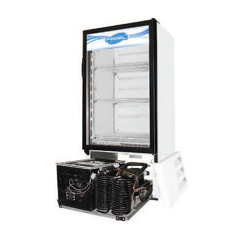 Fogel USA DECK-10.5-HC refrigerator, merchandiser