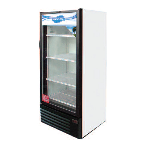 Fogel USA DECK-12-HC refrigerator, merchandiser