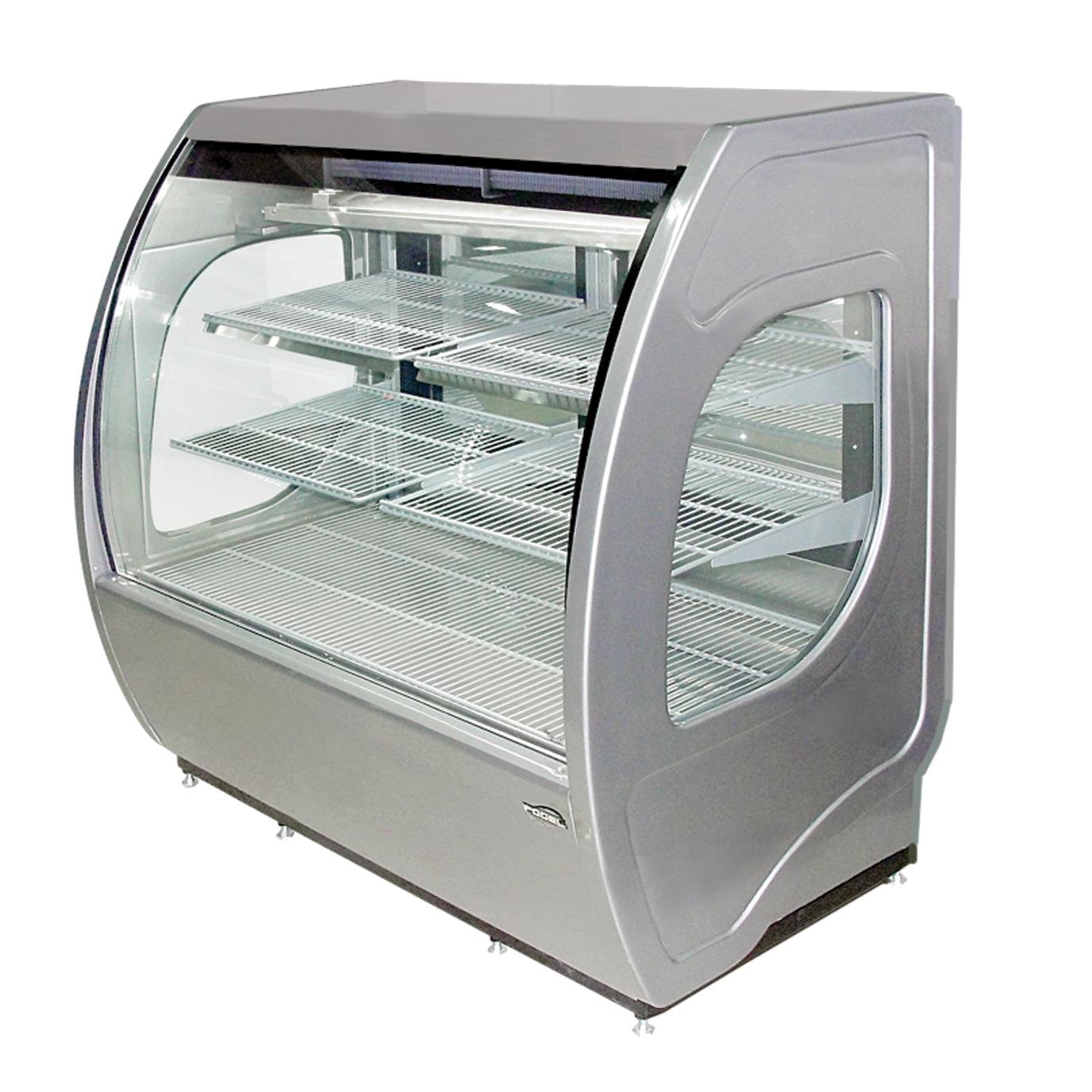 Fogel USA ELITE-4-DC-G display case, refrigerated deli