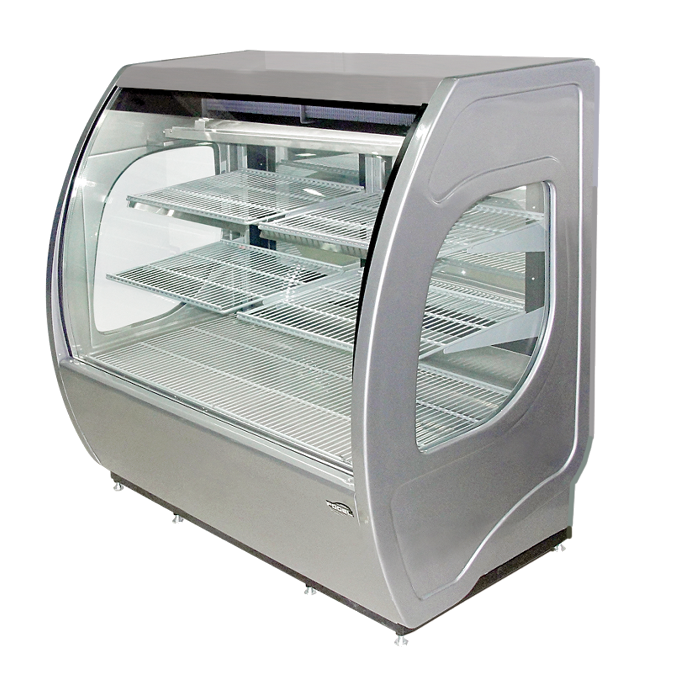 Fogel USA ELITE-4-PF-G display case, refrigerated bakery