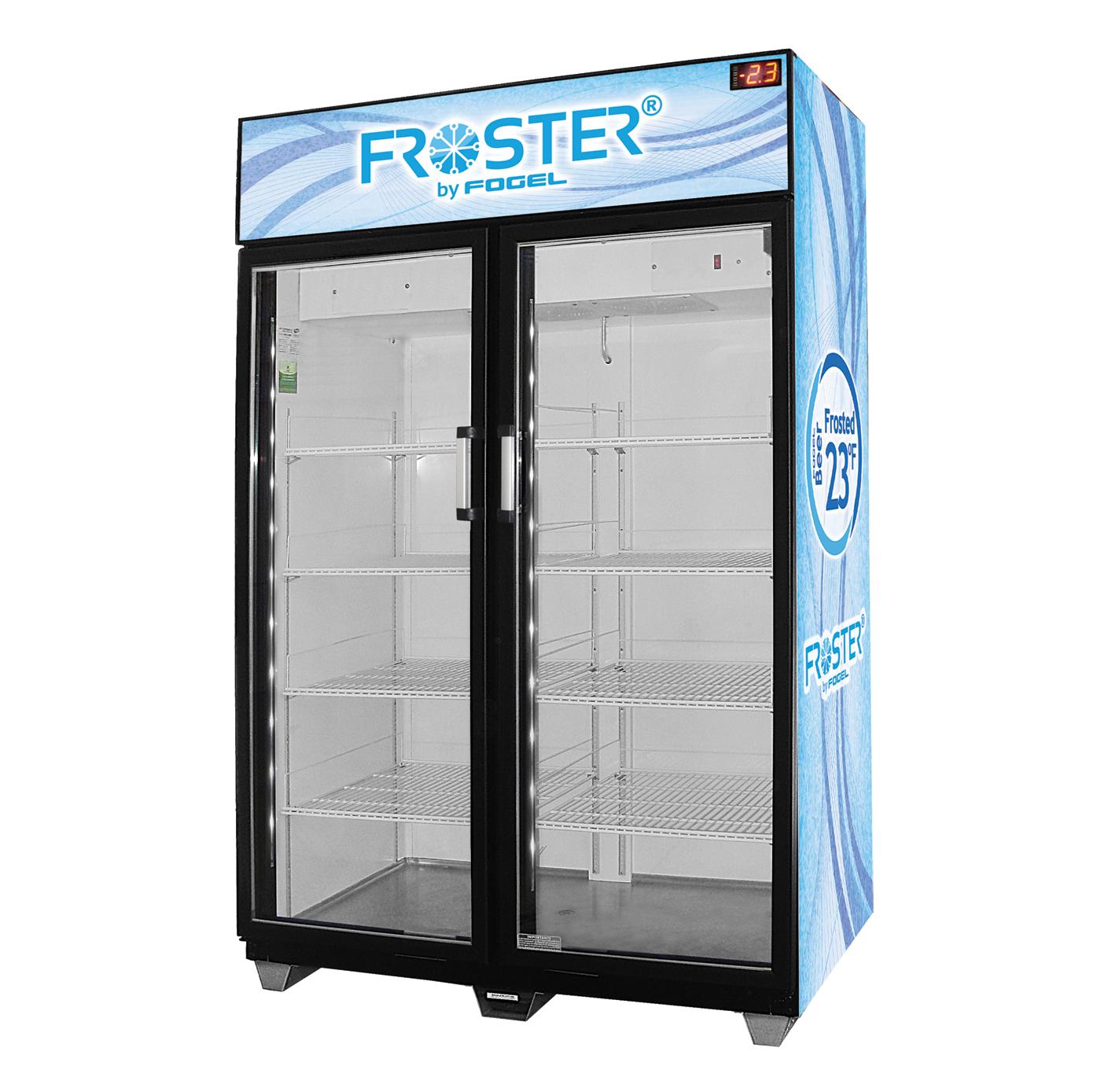 Fogel USA FROSTER-B-30-HC refrigerator, merchandiser