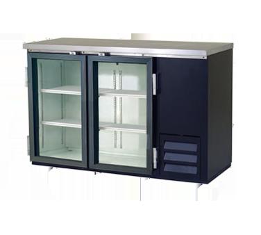 Fogel USA MR-15-GL back bar cabinet, refrigerated