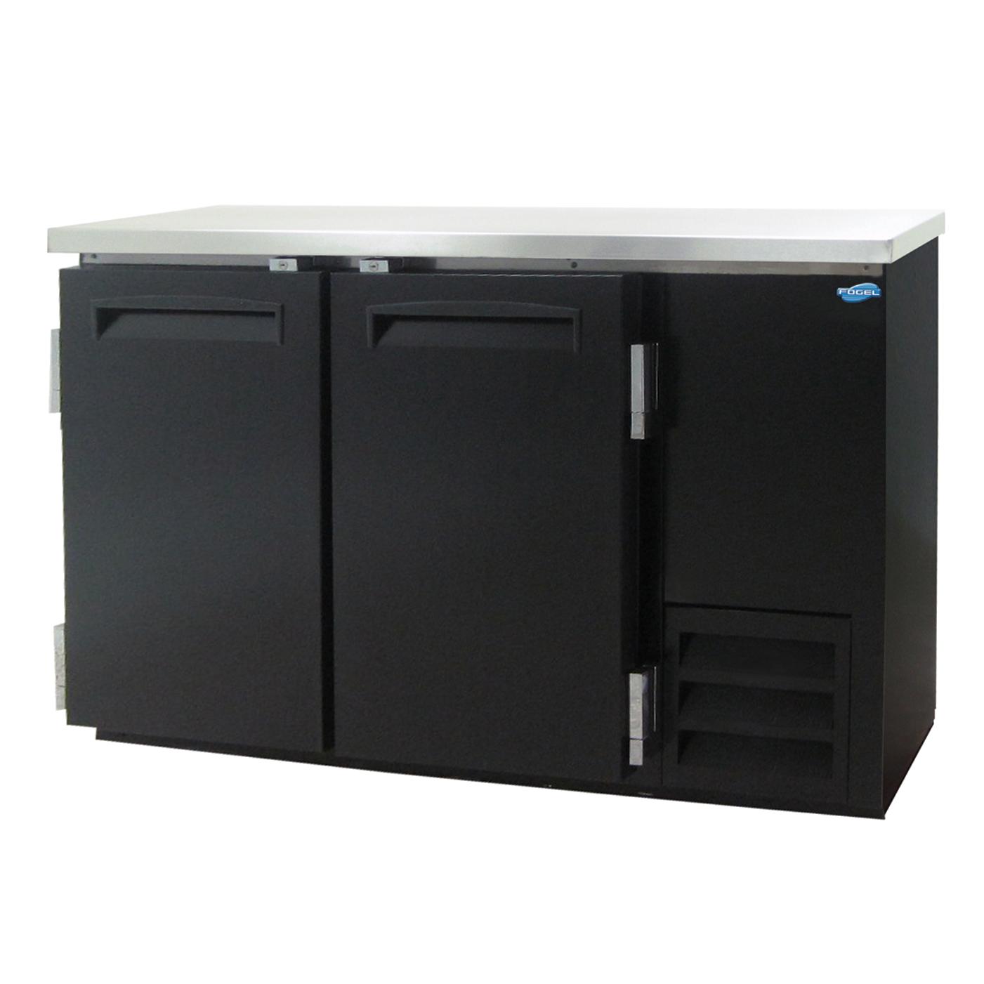 Fogel USA MR-15-US back bar cabinet, refrigerated