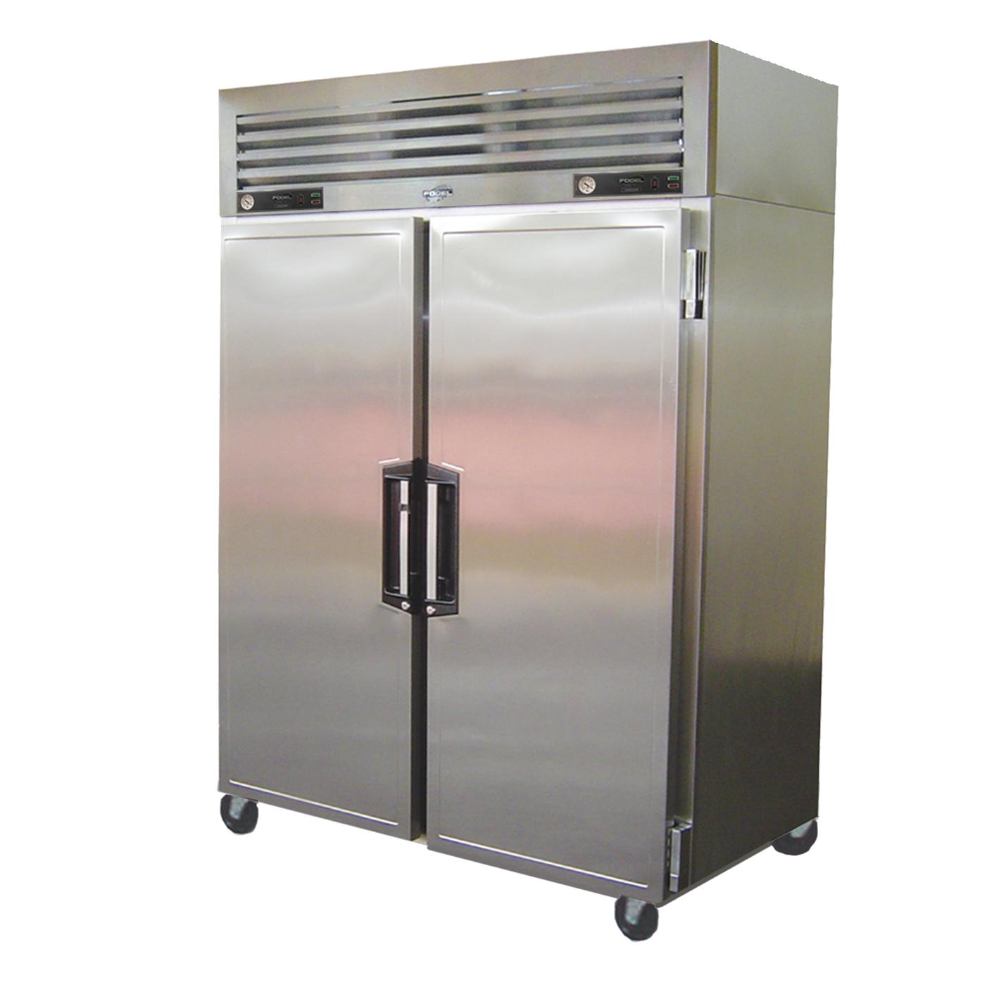 Fogel USA SKT-22/22-FA refrigerator freezer, reach-in