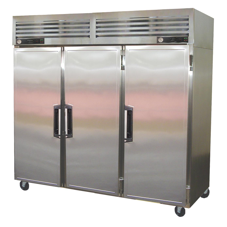Fogel USA SKT-48/22-FA refrigerator freezer, reach-in