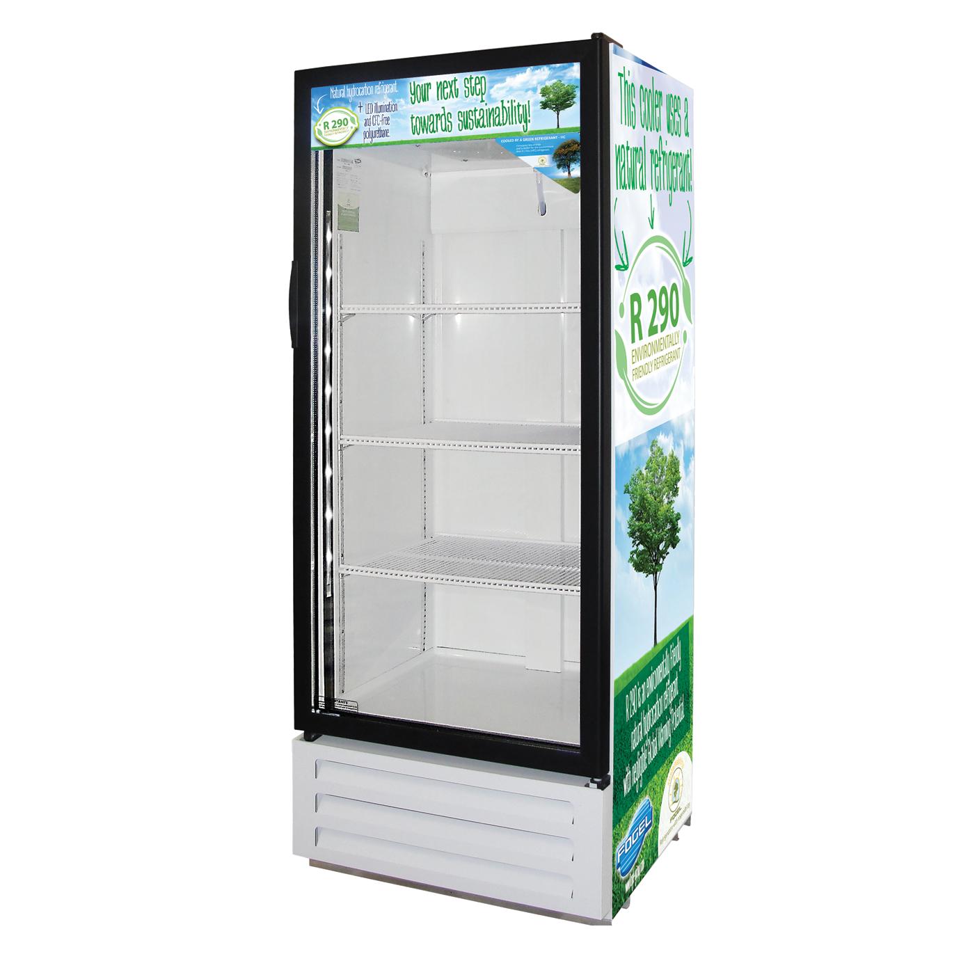 Fogel USA VR-12-HC refrigerator, merchandiser
