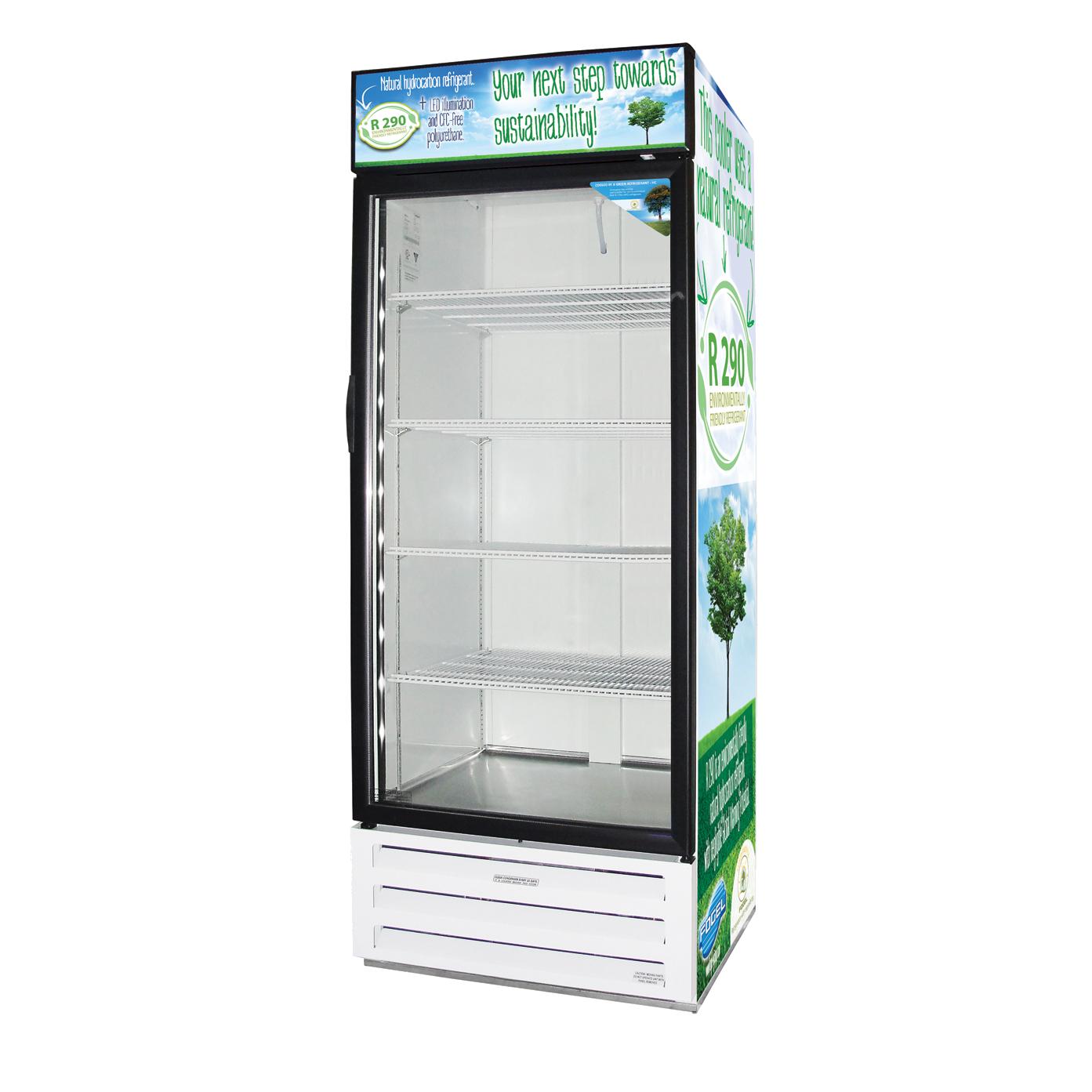 Fogel USA VR-26-HC refrigerator, merchandiser