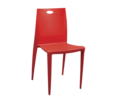 G & A Commercial Seating 239 chair, side, outdoor