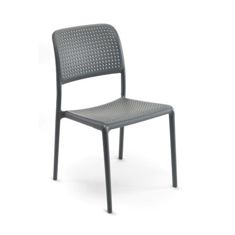G & A Commercial Seating 252 chair, side, stacking, outdoor
