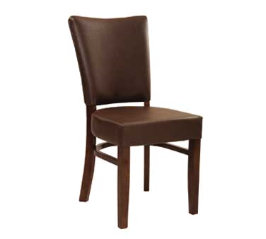 G & A Commercial Seating 4113PS4 chair, side, indoor