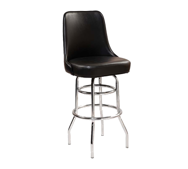 G & A Commercial Seating 42X bar stool, swivel, indoor