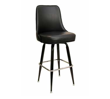 G & A Commercial Seating 4X bar stool, swivel, indoor