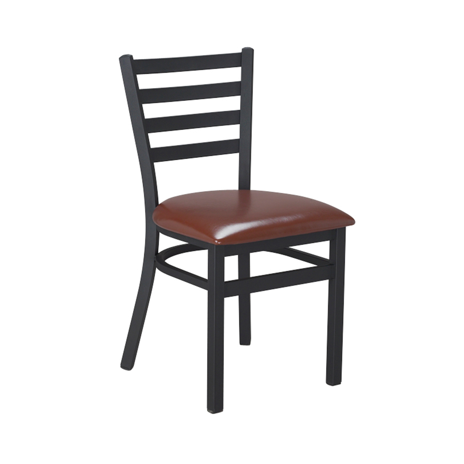 G & A Commercial Seating 513-B PS chair, side, indoor