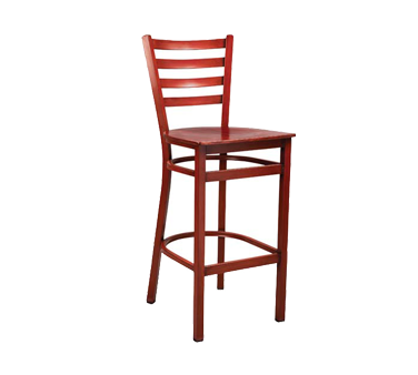 G & A Commercial Seating 613-C SS bar stool, indoor