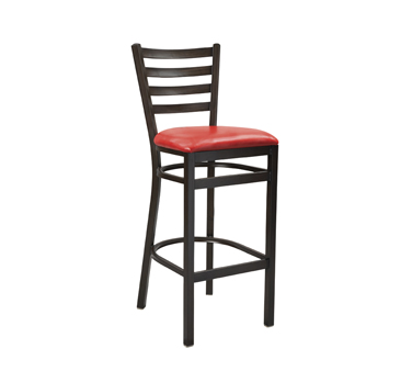 G & A Commercial Seating 613-W PS bar stool, indoor