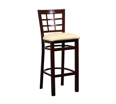 G & A Commercial Seating 650-M PS bar stool, indoor
