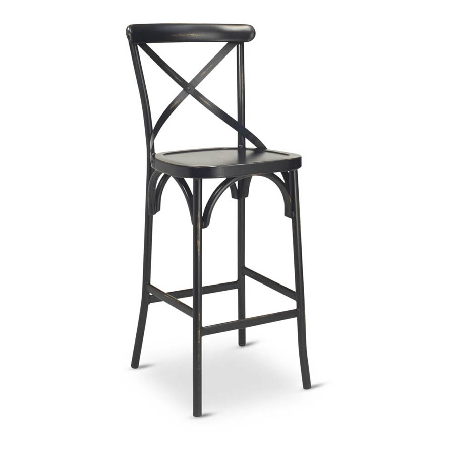 G & A Commercial Seating 688WS bar stool, indoor