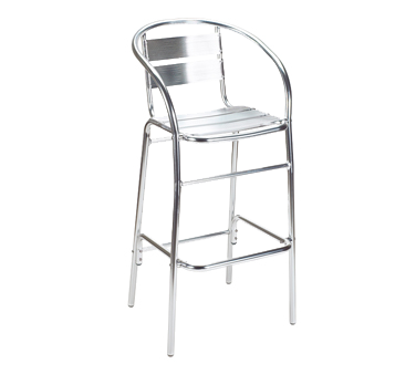 G & A Commercial Seating 825 bar stool, outdoor