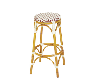 G & A Commercial Seating 831 bar stool, outdoor