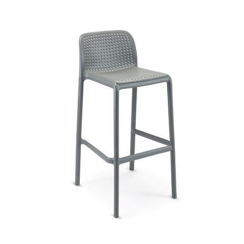 G & A Commercial Seating 852 bar stool, stacking, outdoor