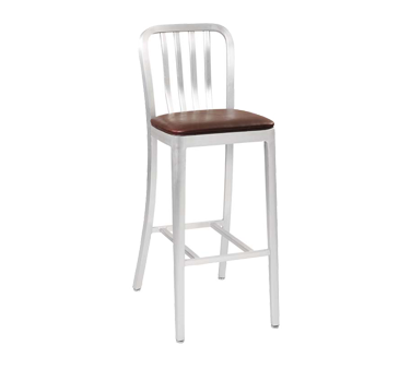 G & A Commercial Seating 871PS bar stool, outdoor