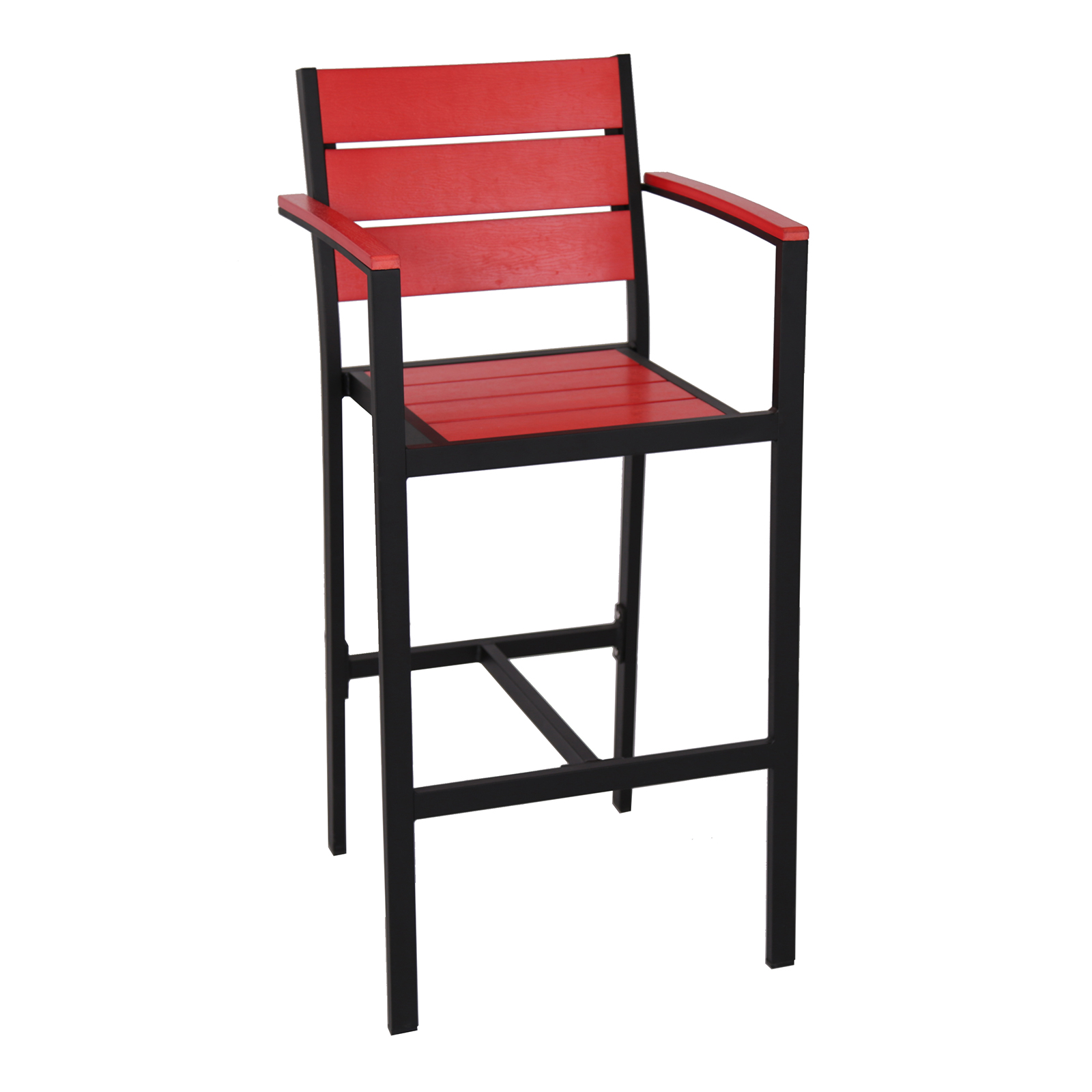 G & A Commercial Seating 8816AR bar stool, outdoor