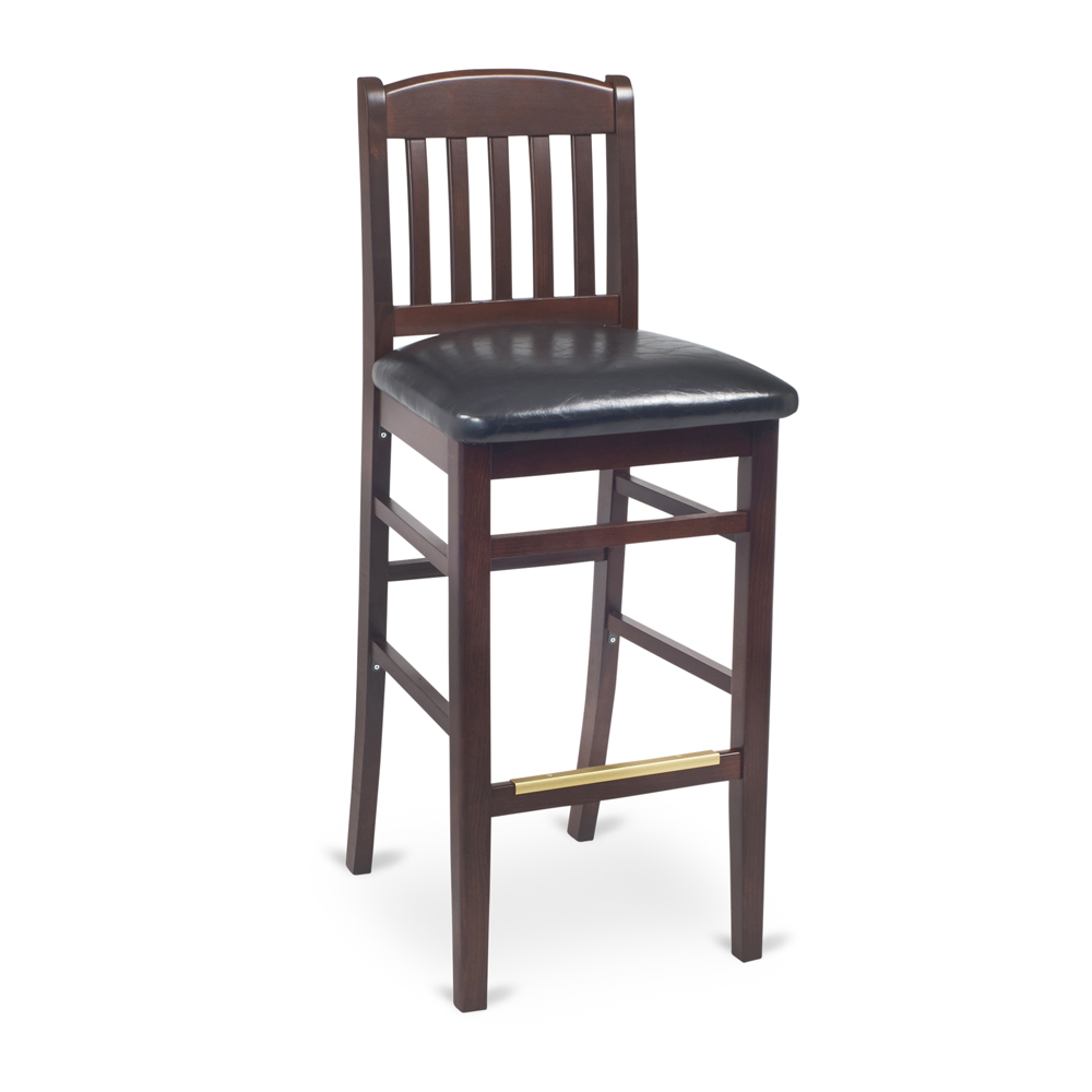 G & A Commercial Seating 9509PS NAIL bar stool, indoor