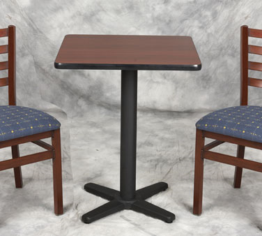 G & A Commercial Seating T36 table top, laminate