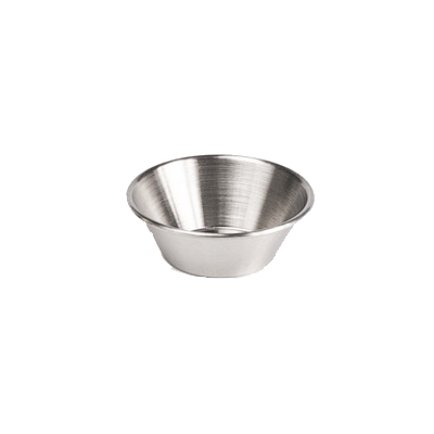 G.E.T. Enterprises 4-84100 ramekin / sauce cup, metal