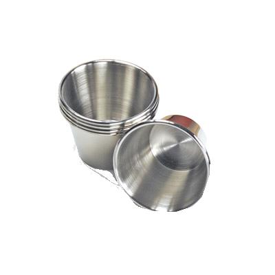 G.E.T. Enterprises 4-84111 ramekin / sauce cup, metal