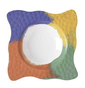G.E.T. Enterprises B-1614-CE soup salad pasta cereal bowl, plastic