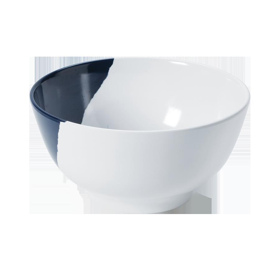 G.E.T. Enterprises B-25-W/NB bowl, plastic,  1 - 2 qt (32 - 95 oz)