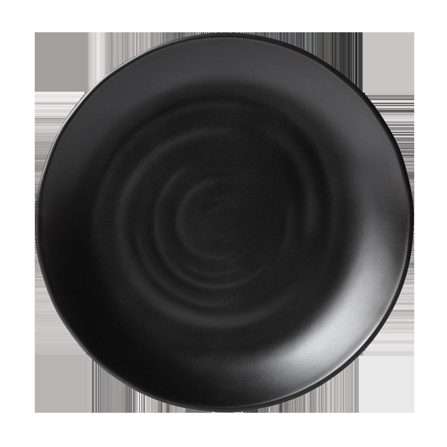 G.E.T. Enterprises BF-10-BK plate, plastic