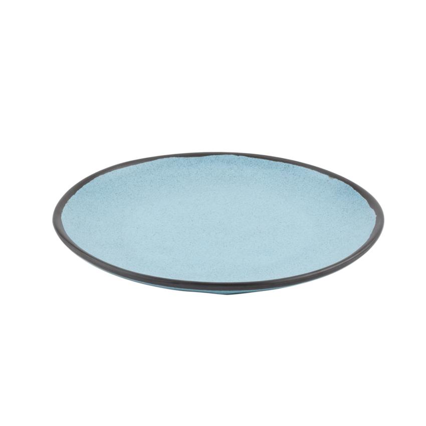 G.E.T. Enterprises CS-100-GBL plate, plastic