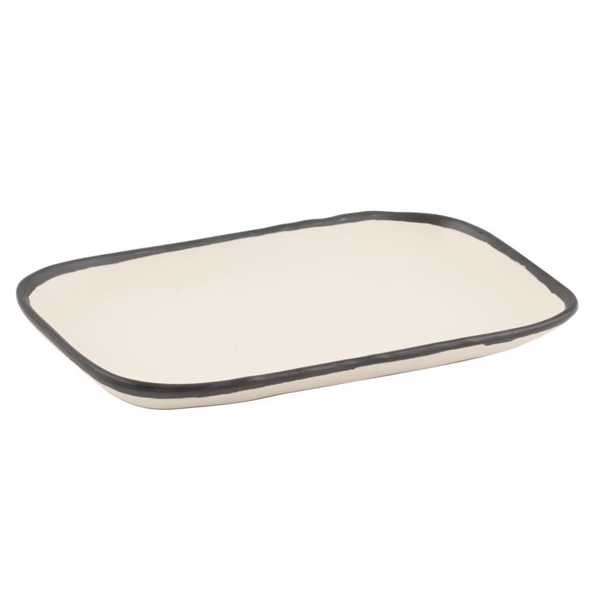 G.E.T. Enterprises CS-1170-MA plate, plastic