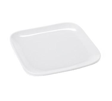 G.E.T. Enterprises CS-6119-W plate, plastic
