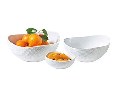 G.E.T. Enterprises CS-6352-CN-W bowl, plastic,  0 - 31 oz